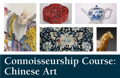 connoisseurship course chinese art susan lahey eastern art consultant toronto